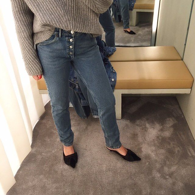 got the blues. / #denimlover # #balenciaga