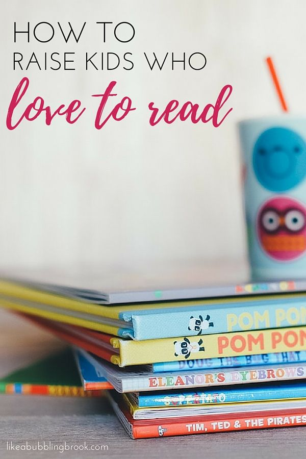 Here are 4 things you can begin doing today to cultivate a love for books in your children, + a few book ideas thrown in for good measure. You can do this!