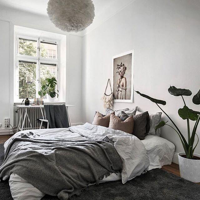 2141 best Bedroom scandinavian images on Pinterest