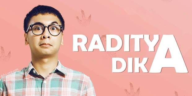 Kata Kata Raditya Dika - http://katamutiara.me/kata-kata-raditya-dika/