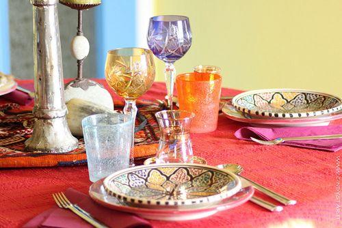 Cindystar: Cose turche in tavola!