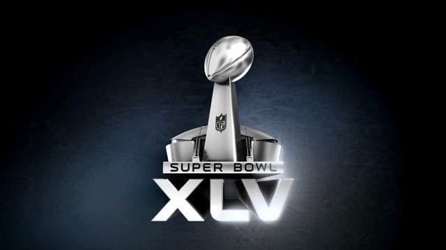 Super Bowl Animated 3D Logo for Band TV!
