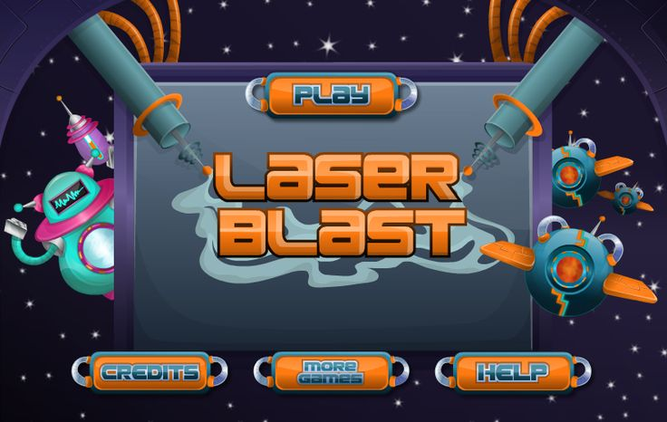 Do you love playing #Arcade? Then don't miss playing #LaserBlast  #games