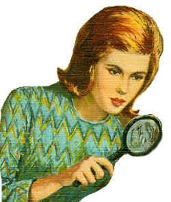Nancy Drew | 17 Awesome Literary Halloween Costumes