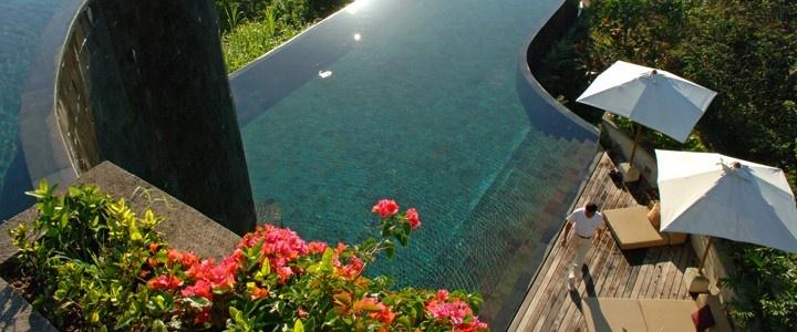 Ubud Hanging Gardens, Bali, Indonesia: Ubud Hanging, Amazing Pools, Swim Pools, Baliindonesia, Infinity Pools, Spa Resorts, Hanging Gardens, Hotels, Bali Indonesia