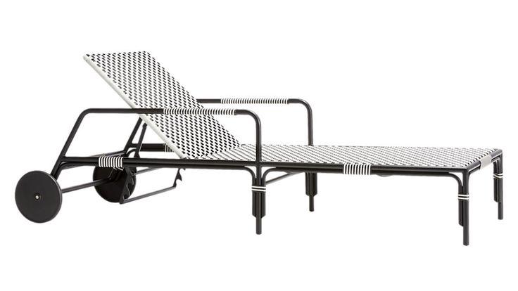 каприз открытый шезлонг стул
