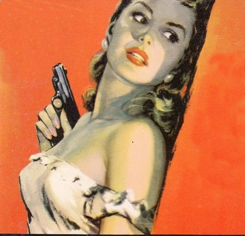 Vintage Cool Illustrated • Posts Tagged 'pulp'
