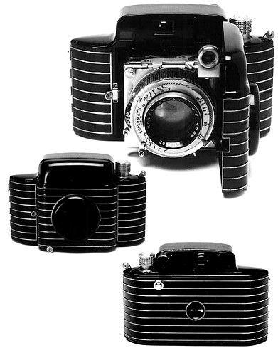 Kodak Bantam Special 1930's (often regarded as the most beautiful film camera ever made / art deco / antique / retro / vintage camera )