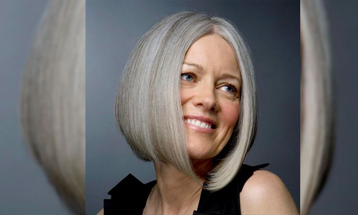 19 cute hairstyles for ladies over 50 that will make you