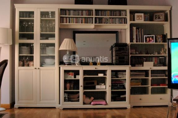 Ikea liatorp 2 making the house a home pinterest for Ikea closed bookcases