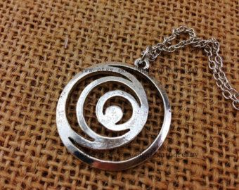 Lorien Legacies I am Number Four pendant
