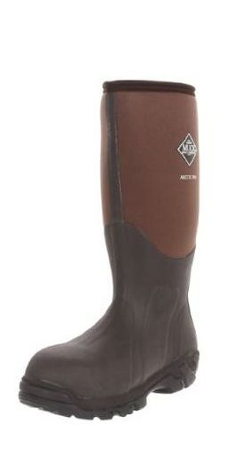 Muck Boot Arctic Pro Bark Waterproof Flexible Rubber Hunting Boots Brown M12/W13 US