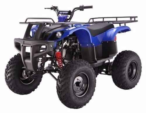 New 2016 Gsi Bull 150cc TAO TAO Utility ATV Air Cooled 4 Stroke Four ATVs For Sale in Illinois. The Utility Design is strong and sturdy. It Features a 150CC, Air cooled, 4-stroke, single cylinder engine, chain drive transmission, CDI Ignition and Electric start.Call 866-606-3991 with QuestionsSpecifications:Engine Type: 150CC,Air cooled, 4-stroke, 1-cylinder, automaticStart Type: Electric startTransmission: Chain DriveEngine Gear: D-N-RShift Gear: HandMax Torque…