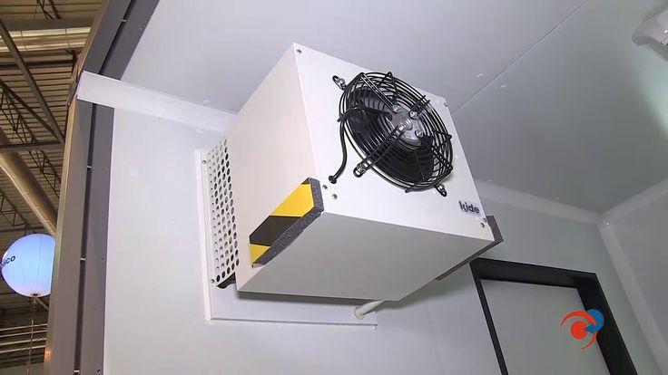 Cámaras frigoríficas, equipos de frío y secaderos de Kide