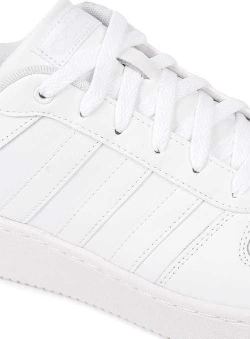 adidas neo white trainers