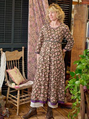 Dentelle Dress April Cornell