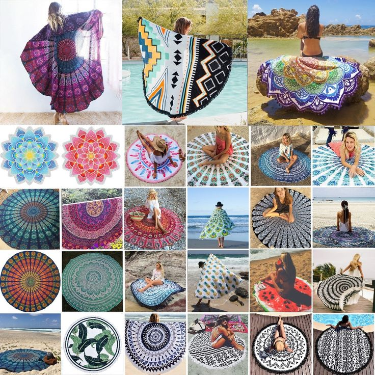 Cheap wall tapestry, Buy Quality decorative tapestry directly from China tapestry wall Suppliers: Mandala Round Tapestry Polyester Cloth Beach Mat Indian Yoga Mat Thin Beach Shawl Wall Tapestry Home Decor Carpet Rugs Wholesale