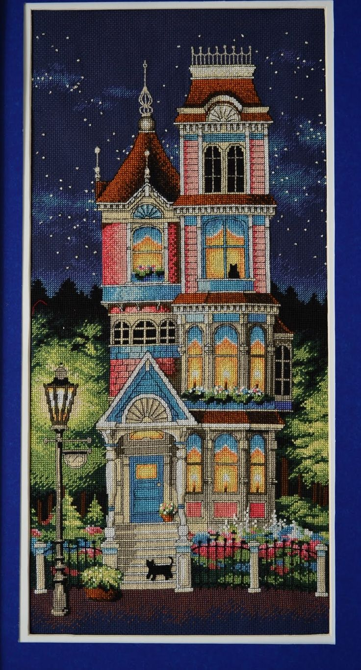 sandylandya@outlook.es  Victorian Charm cross stitch kit by Dimensions