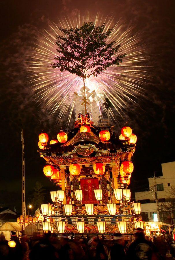 秩父夜祭 Chichibu-night-festival(Saitama Pref.)
