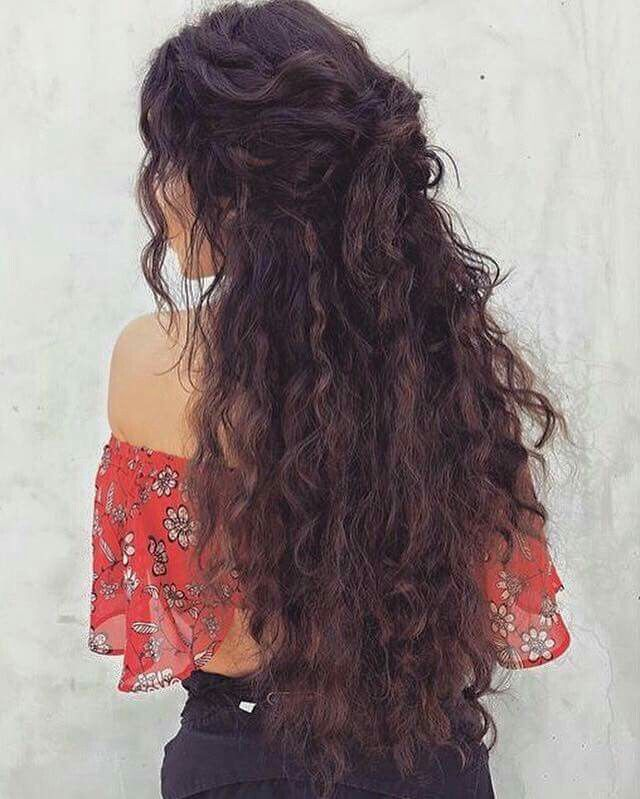 Strange 1000 Ideas About Curly Hairstyles On Pinterest Hairstyles Hairstyles For Women Draintrainus