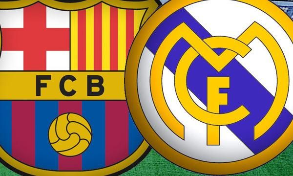 Barcelona x Real Madrid Barcelona x Real Madrid Ao Vivo com Esporte Interativo