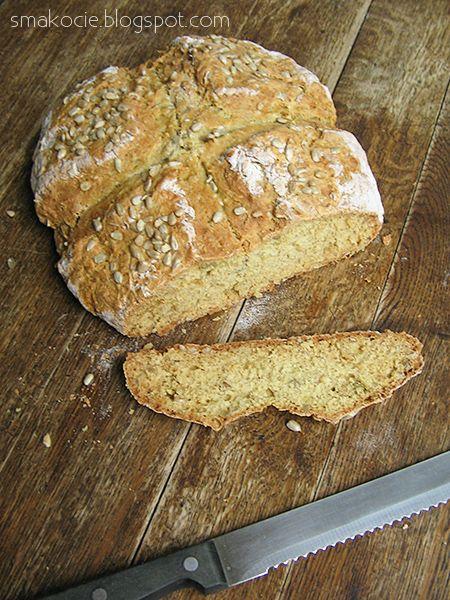 Smakocie i Łakołyki: Szybki chleb na sodzie