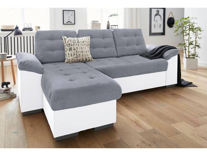 Cotta Ecksofa Xl Oder Xxl Wahlweise Mit Bettfunktion Und Bettkasten Couch Sofa Home Decor