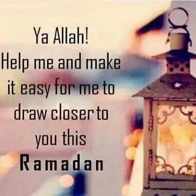 Ramadan Mubarak to all of my brothers and sisters of islam. May Allah observe us and forgive our sins
