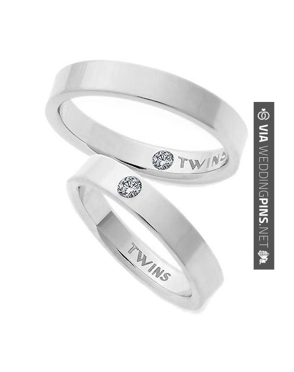 So neat! - Imagenes de Anillos de Boda Pareja de Alianzas Oro Blanco Twins Evolution 4mm - Mujer - Joyería - El Corte Inglés - Moda | CHECK OUT THESE OTHER SUPER COOL IDEAS FOR TASTY Imagenes de Anillos de Boda OVER AT WEDDINGPINS.NET | #ImagenesdeAnillosdeBoda #Anillos #weddingrings #rings #engagementrings #boda #weddings #weddinginvitations #vows #tradition #nontraditional #events #forweddings #iloveweddings #romance #beauty #planners #fashion #weddingphotos #weddingpictu