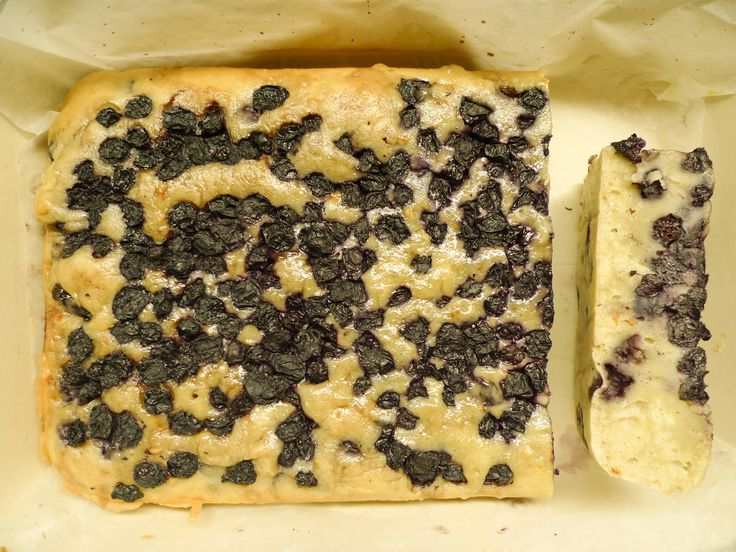 2014-08-07 - Blueberry Cake