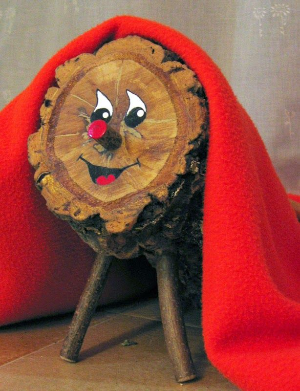 The Tio de Nadal. An improvement over the Elf on the Shelf. Look it up. Trust me.