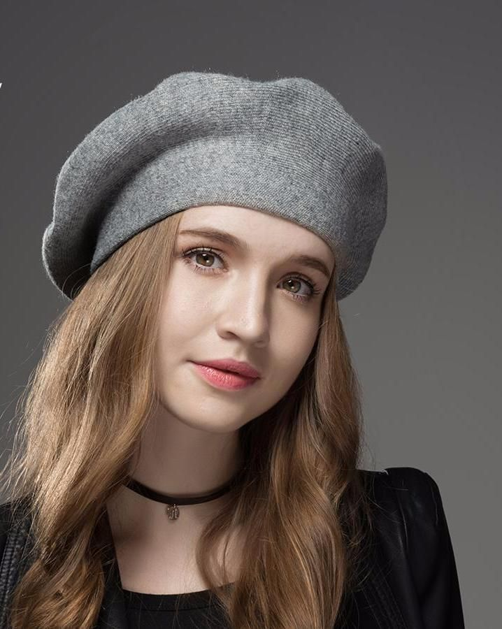 facb66870de65 Item Type  Berets Pattern Type  Solid Material  Acrylic