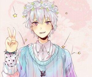Kawaii anime boy :3