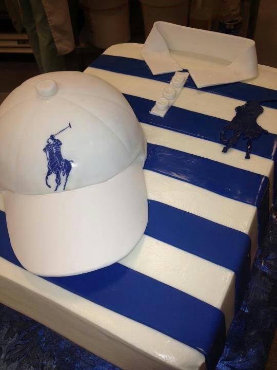 1000 Images About Polo Shirt Cakes Name Brand Cakes On