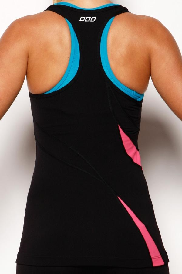 Love my #lornajane Starla Excel Tank - new for #city2surf