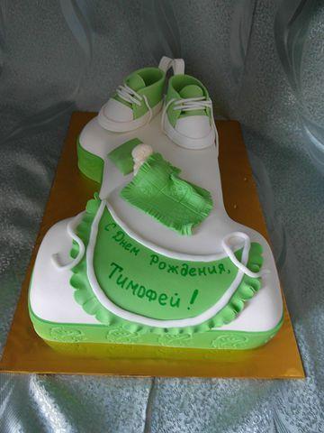Как испечь детский простой торт