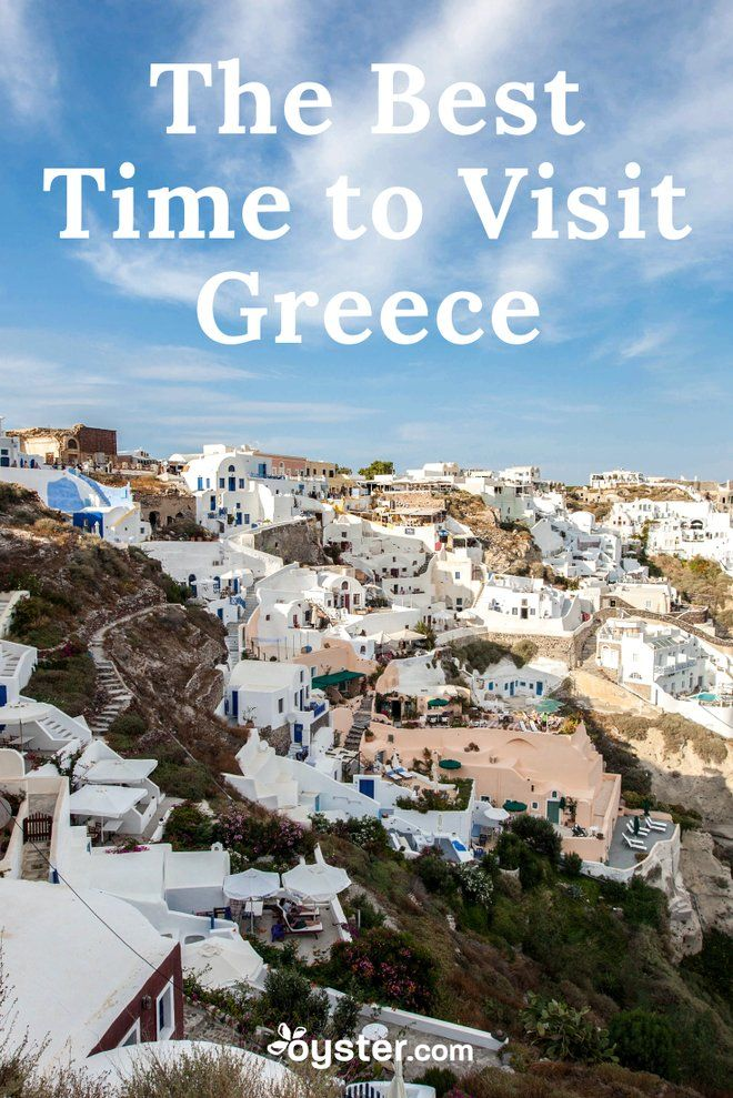 Timing a trip to Greece may seem like an easy choice. You can opt for the azure waters and fun-loving crowds of the high season or the big bargains and unreliable weather of the low season. Then, there are the shoulder months, which have some of the advantages of both. So, which should you choose? That depends on your budget and travel interests. Knowing both will help make the choice easier, so we broke each season down for you.