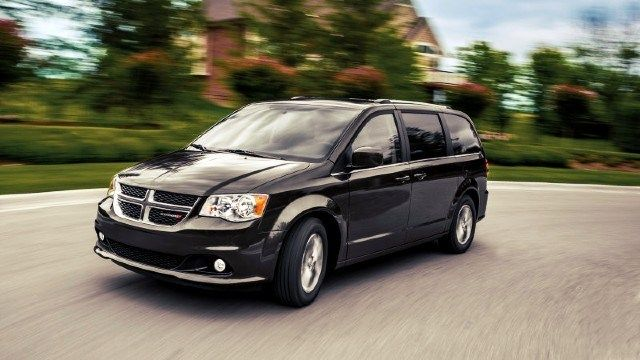 2021 Dodge Grand Caravan Changes Redesign Release Date It