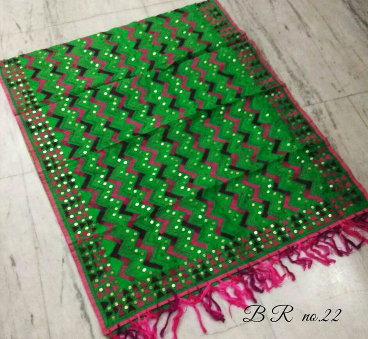 Super quality soft cotton voil dupatta with awesome parsi work 1250 +$  https://www.facebook.com/dressupnicely/
