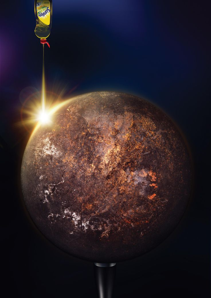 Sunlight: Planets, 2 | Ads of the World™