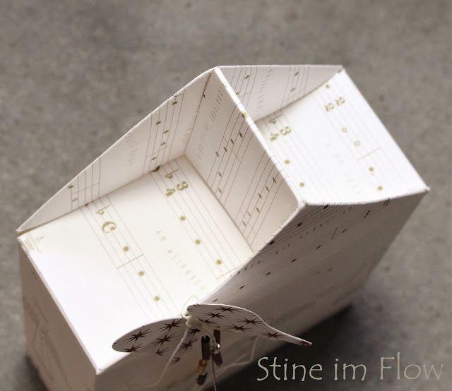 Stine im Flow: Häuschen-Box