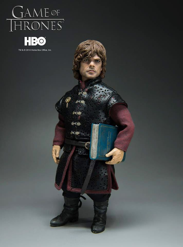 Game of Thrones Actionfigur 1/6 Tyrion Lannister 22 cm - Figur