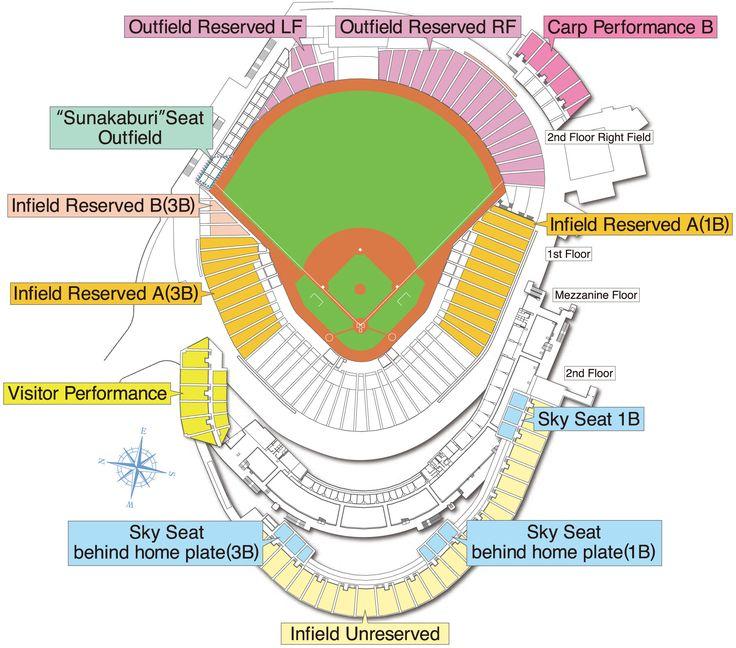 Mazda Zoom-Zoom Stadium (Hiroshima Toyo Carp Official English Site) / 広島東洋カープ公式サイト