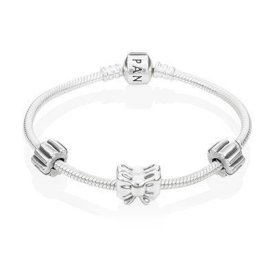 Pandora Bow Bracelet  £99