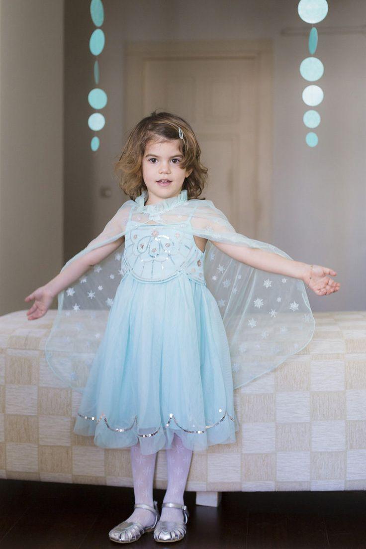 #elsa #frozen #girl #birthday #costume by #hmkids #birthdayphotography