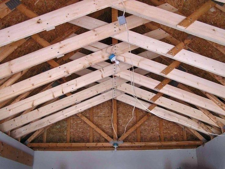 Pitch Scissor Truss Span Calculator     | Home Building | Garage