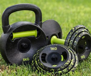 Adjustable Dumbbell/Kettlebell Weights #LavaHot http://www.lavahotdeals.com/us/cheap/adjustable-dumbbell-kettlebell-weights/173397?utm_source=pinterest&utm_medium=rss&utm_campaign=at_lavahotdealsus