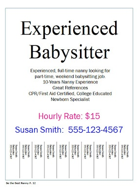 how to get babysitting jobs
