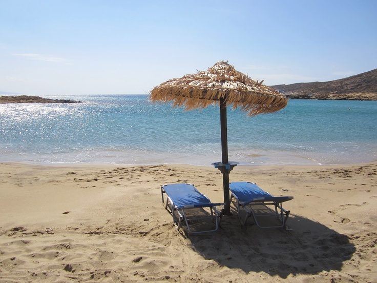 Manganari Beach, Ios, Greece
