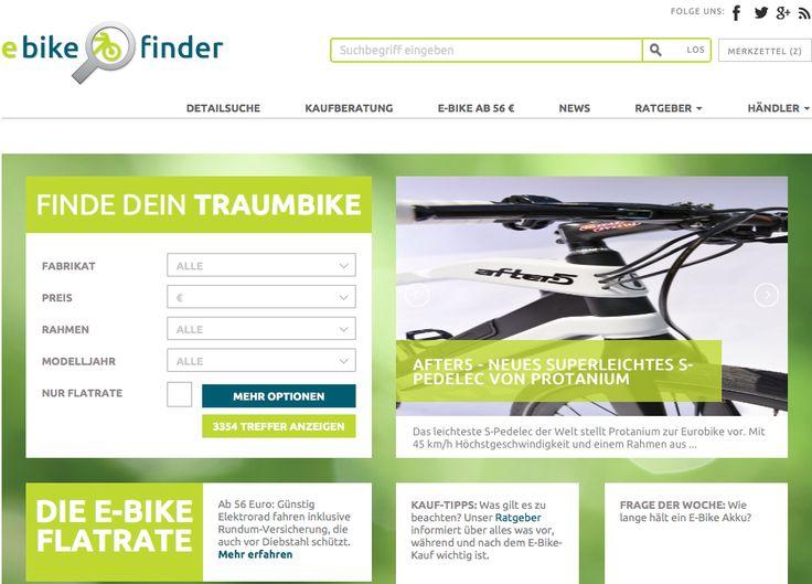 E.ON und Kaufberatung eBikeFINDER kooperieren bei Elektrofahrrädern - http://www.ebike-news.de/e-on-und-kaufberatung-ebikefinder-kooperieren-bei-elektrofahrraedern/7961/